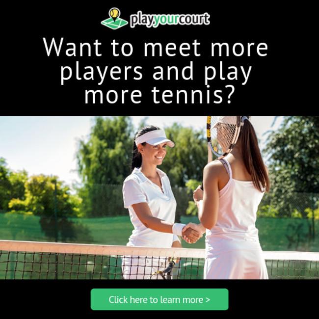 PlayYourCourt Tennis Membership