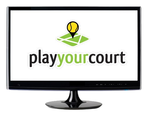 PlayYourCourt Website Photo