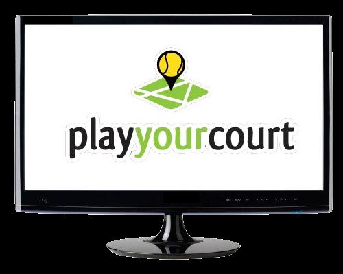 PlayYourCourt Website Photo