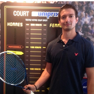 Chris Badulescu Tennis Coach