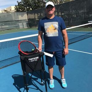 Hichem M. Tennis Coach