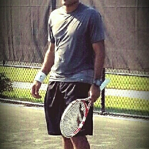 Anthony Bright Tennis Coach