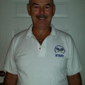 Conrad Gallant Tennis Coach