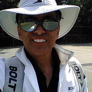 Luis Checa Tennis Coach