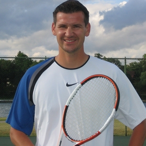 Nick Aracic  Tennis Coach