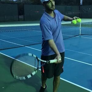 Lucas Hansen Tennis Coach