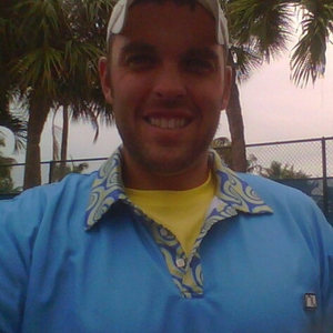 Mike B. Tennis Coach