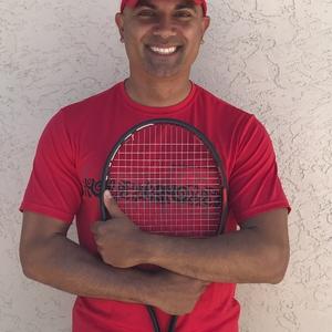 Isa G. Tennis Coach