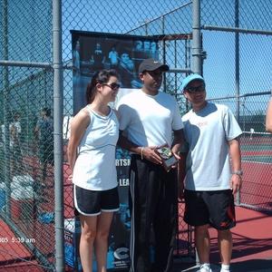 Arindam Majumder Tennis Coach