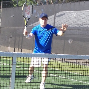 Bruce Angeli Tennis Coach