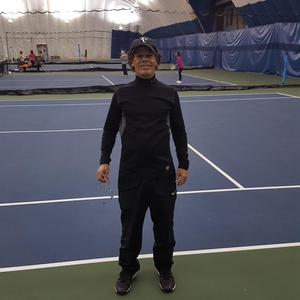 Robert C. Tennis Coach
