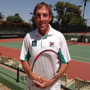Kent A. Tennis Coach