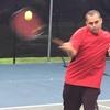 Dustin D. Tennis Instructor Photo