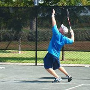 Michael H. Tennis Coach