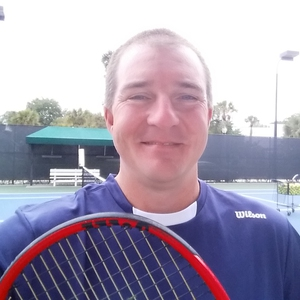 Tom F. Tennis Coach
