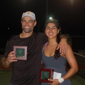 Trent Miller Tennis Coach