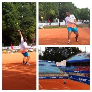 Sam H. Tennis Coach