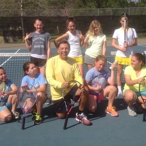 Bobby R. Tennis Coach