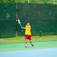 Take professional lessons with Tennis Coach Mortada S  in