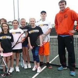 Brian B. Tennis Coach