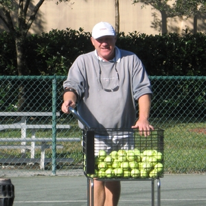 Jim Huber Tennis Coach