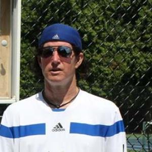 Chuck M. Tennis Coach