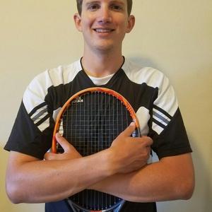 James Russell Tennis Coach