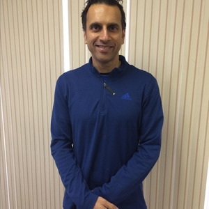 Aziz H. Tennis Coach