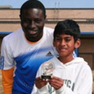 Paul Abiodun Tennis Coach
