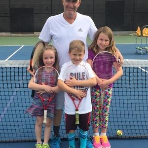 Steve Dubin Tennis Coach