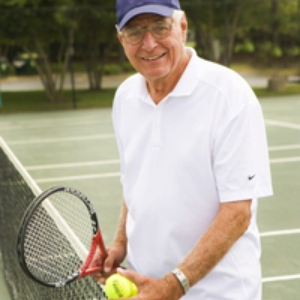John Hershey Tennis Coach