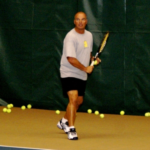 Dean Hoskin Tennis Coach