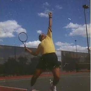 Arturo G. Tennis Coach