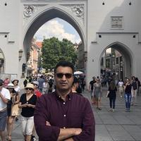 Faisal A. Instructor Photo