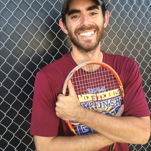 Eric Barnard Tennis Coach
