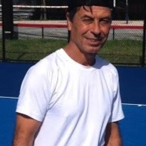Hisham A. Tennis Coach
