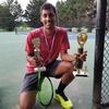 Ziam K. Tennis Instructor Photo