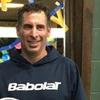 John R. Tennis Instructor Photo