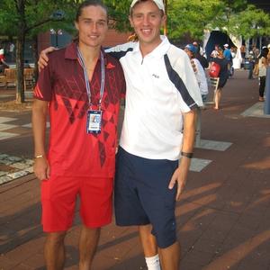 Vasil Osipenko  Tennis Coach