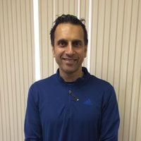 Aziz H. Tennis Instructor Photo