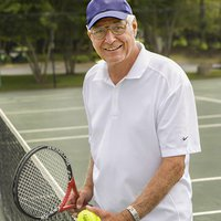 John H. Tennis Instructor Photo