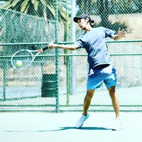 Cham Z. Tennis Instructor Photo