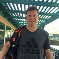 Giles A. Tennis Instructor Photo