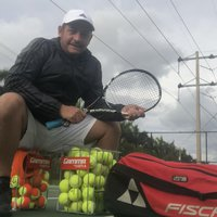 Efrain T. Tennis Instructor Photo