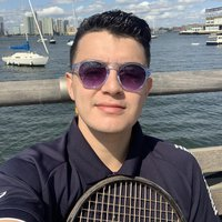 Giovanni C. Tennis Instructor Photo