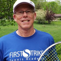 Ron M. Tennis Instructor Photo
