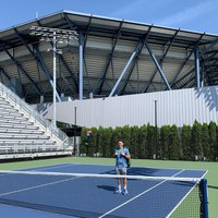 Josh D. Tennis Instructor Photo