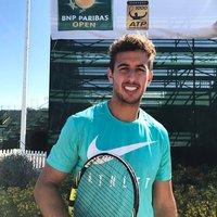 Kaptan K. Tennis Instructor Photo