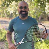 Allan G. Tennis Instructor Photo