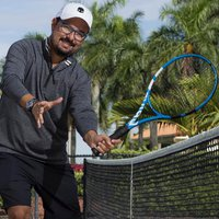Victor R. Tennis Instructor Photo